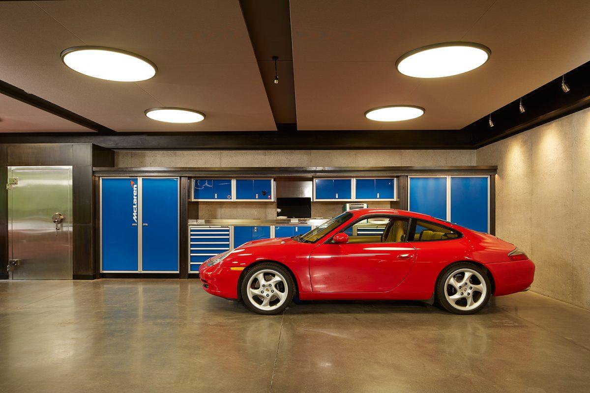 Woodland Motor Lounge Rehkamp Larson Architects